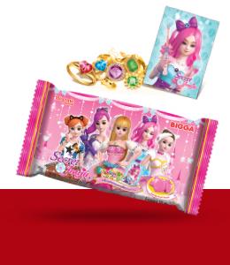 BIGGA Candy with premium